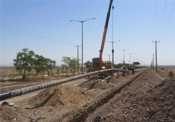 روستاهای برخوردار از نعمت گاز در شادگان به 220 روستا می رسد